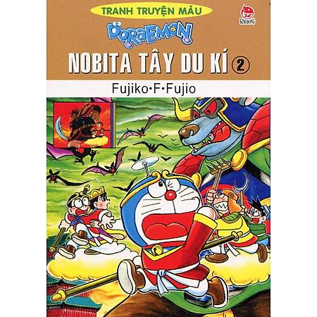 Nobita Tây Du Kí - Tập 2 (Truyện Tranh Màu)
