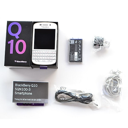 Blackberry Q10 -Bàn Phím Thái