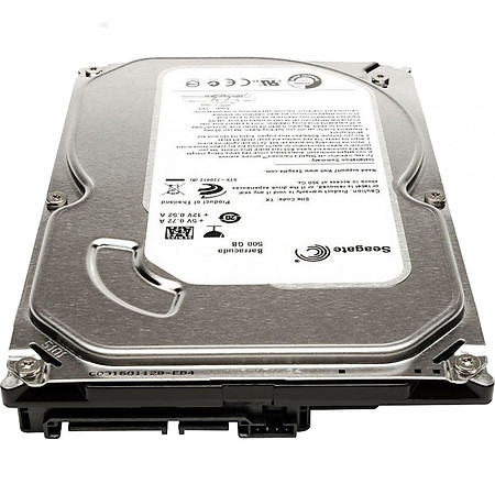Ổ Cứng Trong PC Seagate 500GB (16MB) 7200rpm 3.5″