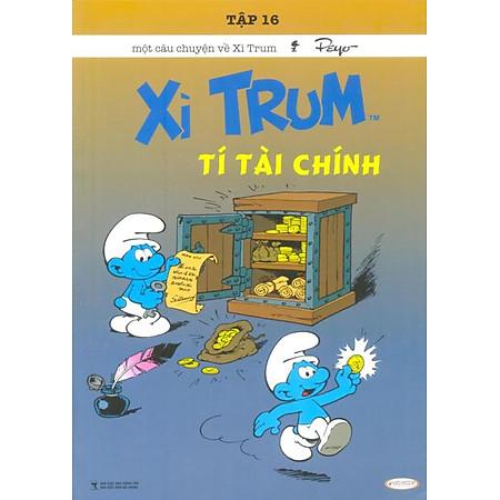 Xì Trum - Tập 16