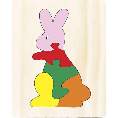 Tranh Ghép Vietoys Hình Động Vật VT3P-0088 (20 x 25 cm)