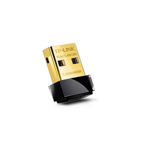 TP-LINK TL-WN725N - USB Wifi Nano chuẩn N tốc độ 150Mbps