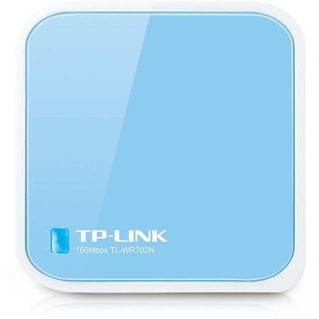 TP-LINK TL-WR702N - Router Wifi Nano Chuẩn N Tốc Độ 150Mbps
