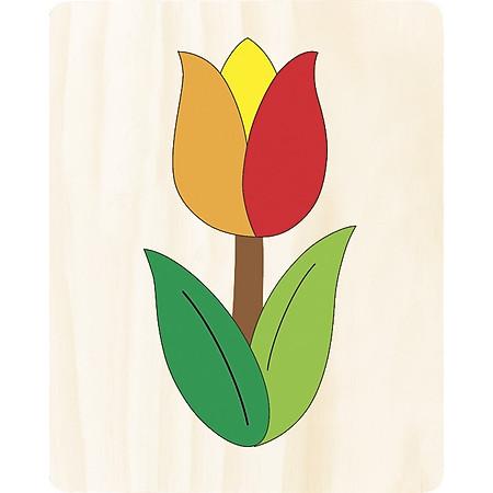 Tranh Ghép Vietoys Hình Hoa Quả VT3P-0126 (20 x 25 cm)