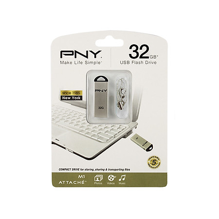 USB PNY Attache M1 32GB - USB 2.0