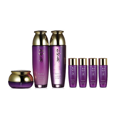 Bộ 3 Sản Phẩm Chăm Sóc Da LK Cosmetic Hanhui Esential Precious Care Set