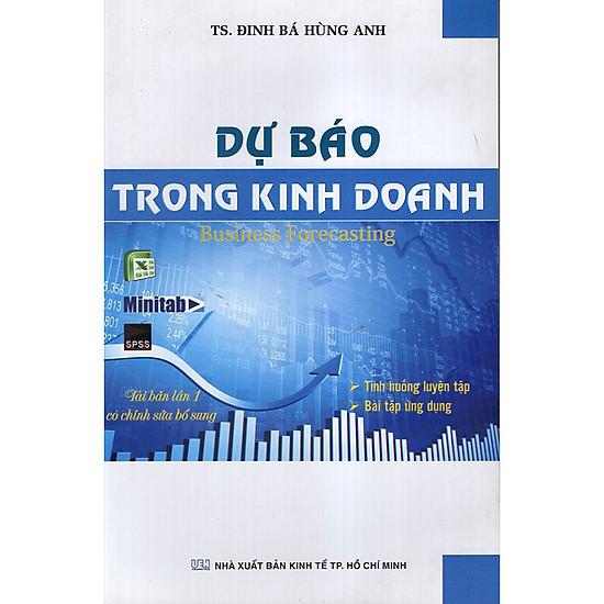 [Download Sách] Dự Báo Trong Kinh Doanh