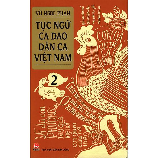 [Download sách] Tục ngữ - Ca dao - Dân ca Việt Nam - 2