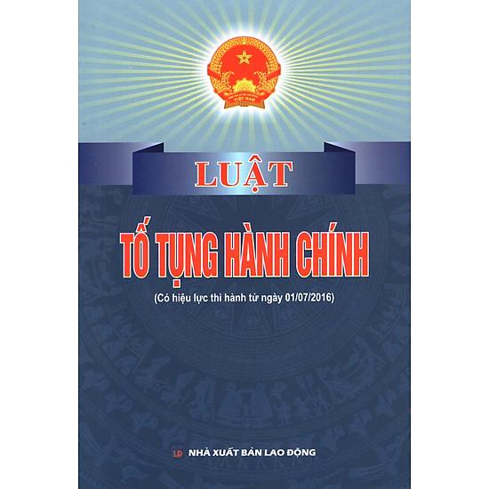 [Download Sách] Luật Tố Tụng Hành Chính (Tái Bản)