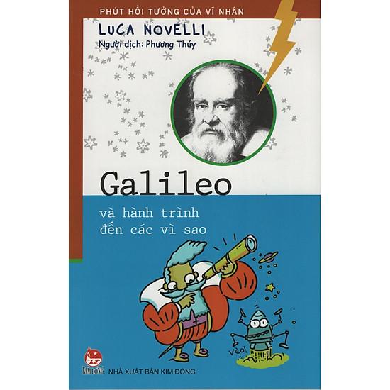 [Download sách] Galileo Và Hành Trình Đến Các Vì Sao