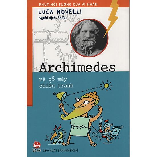Archimedes Và Cỗ Máy Chiến Tranh