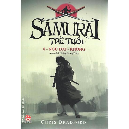 Samurai Trẻ Tuổi (Tập 8) – Ngũ Đại – Không