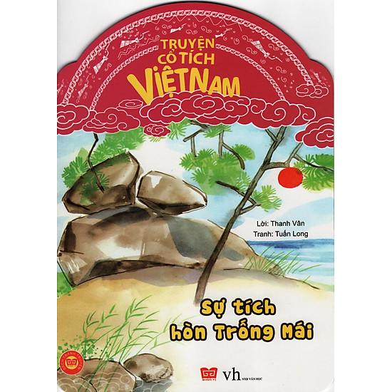 Truyện Cổ Tích Việt Nam - Sự Tích Hòn Trống Mái