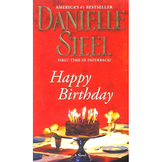 [Download sách] Happy Birthday: A Novel