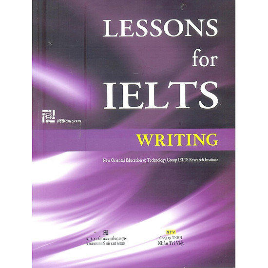 Lessons For IELTS - Writing