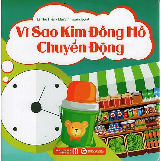 Vì Sao Kim Đồng Hồ Chuyển Động