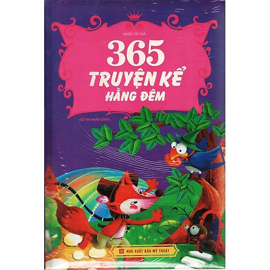 365 Truyện Kể Hàng Đêm