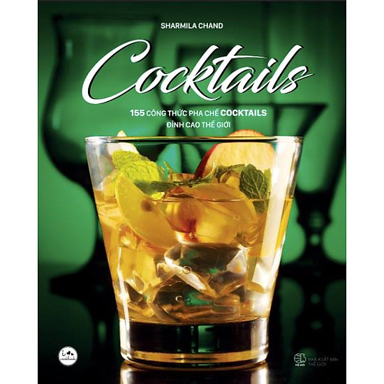 I Love Cookbook – Cocktails