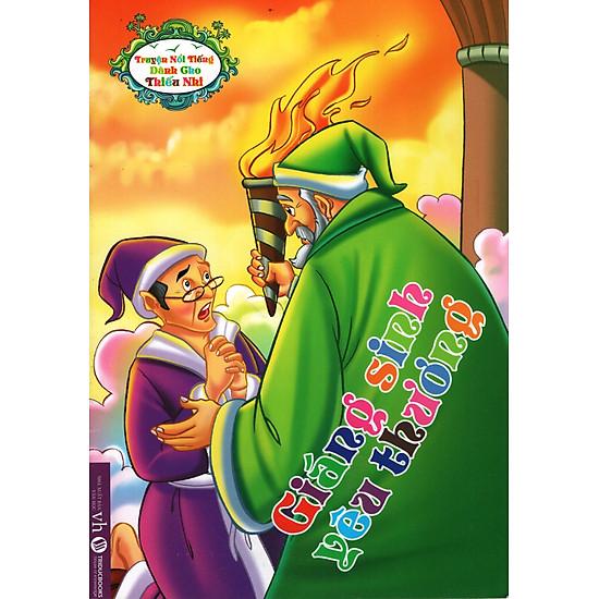 Truyện Nổi Tiếng Dành Cho Thiếu Nhi – Giáng Sinh Yêu Thương