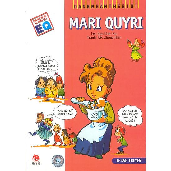 Danh Nhân Thế Giới - Mari Quyri (2014) - EBOOK/PDF/PRC/EPUB