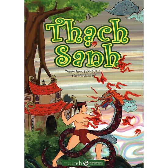 Hình ảnh download sách Cổ Tích Việt Nam – Thạch Sanh