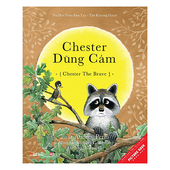 Download sách Chester Dũng Cảm - Chester The Brave