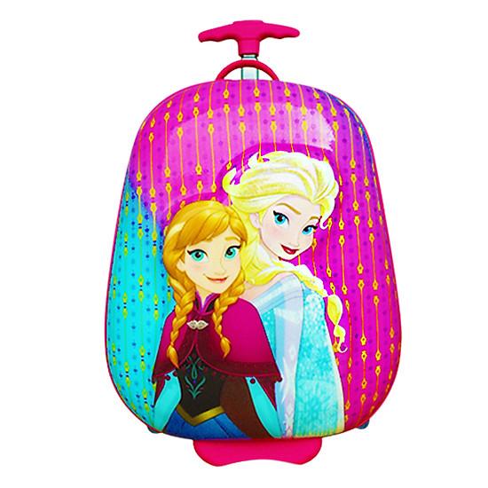 Vali Kéo Cho Bé Bouncie - Elsa Và Anna - LG-16FZ-P01
