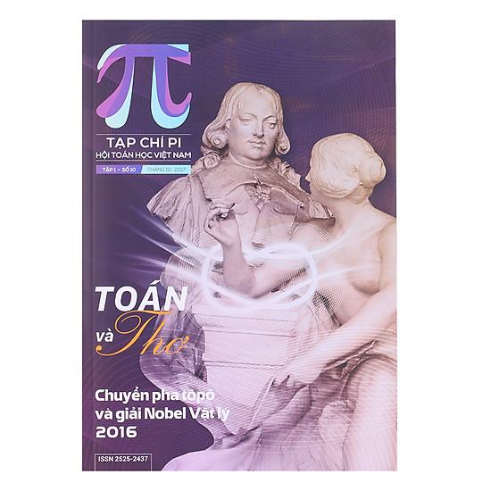 [Download sách] Pi Tạp Chí Toán Học - Tháng 10/2017
