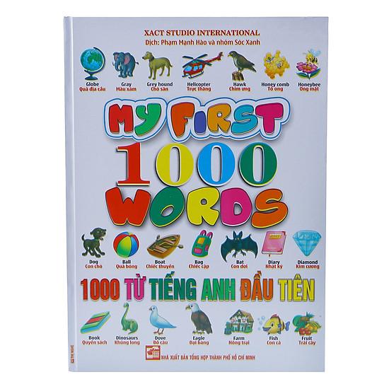 My First 1000 Words – 1000 Từ Tiếng Anh Đầu Tiên