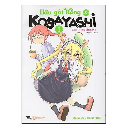 Hầu Gái Rồng Kobayashi (Tập 1)