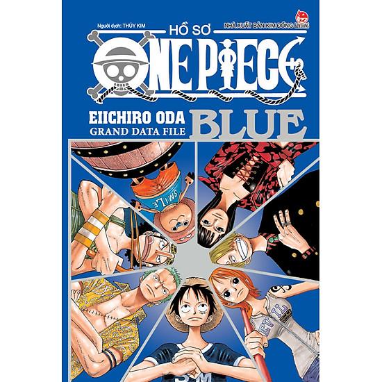 Download sách Hồ Sơ One Piece (Blue)