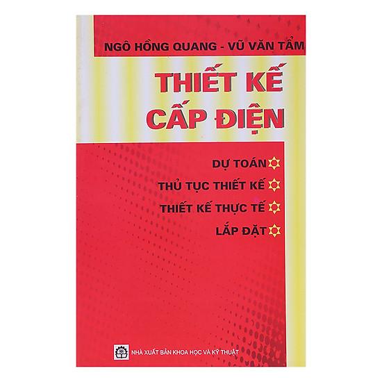 [Download Sách] Thiết Kế Cấp Điện
