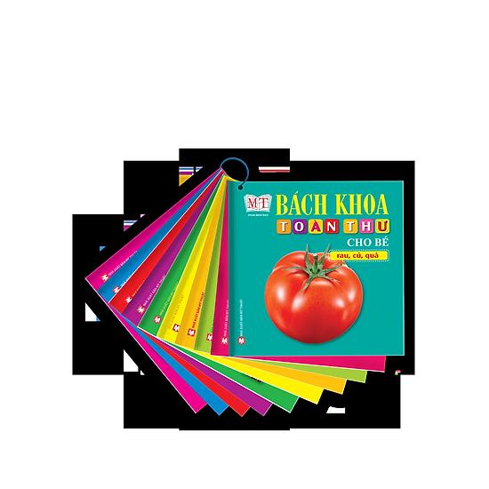 [Download Sách] Bách Khoa Toàn Thư Cho Bé (Trọn Bộ 10 Cuốn)