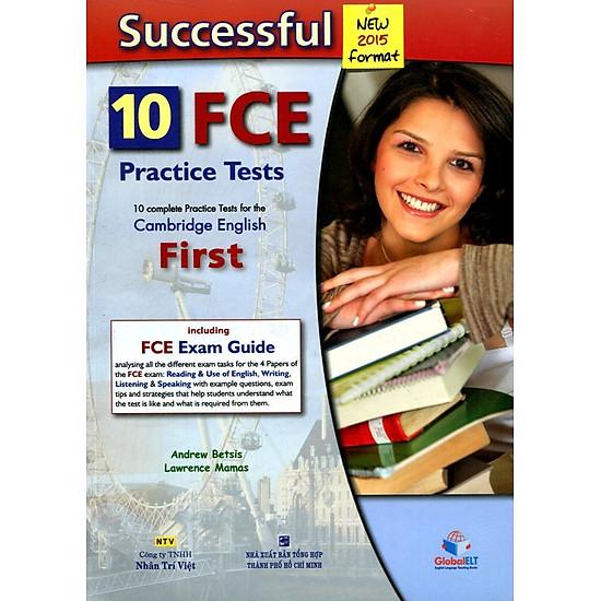 Successful 10 FCE Practice Test (Kèm CD)