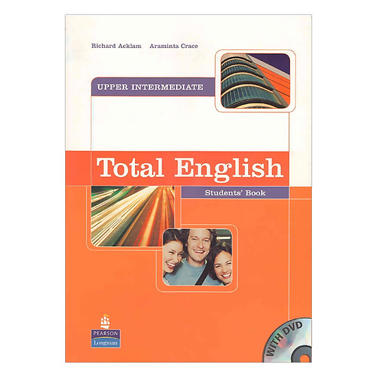 Total English Upper-Int: Student's Book