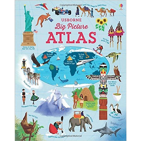 [Download sách] Big Picture Atlas