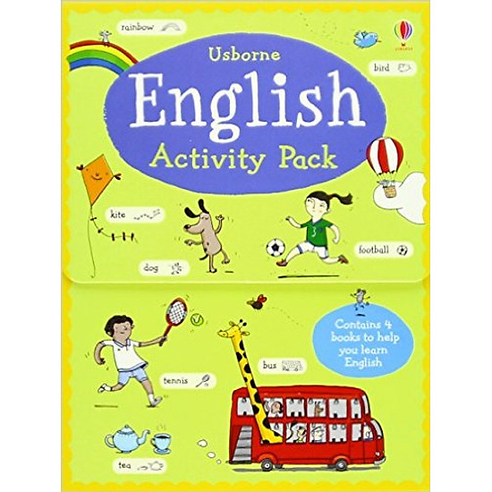 English Activity Pack
