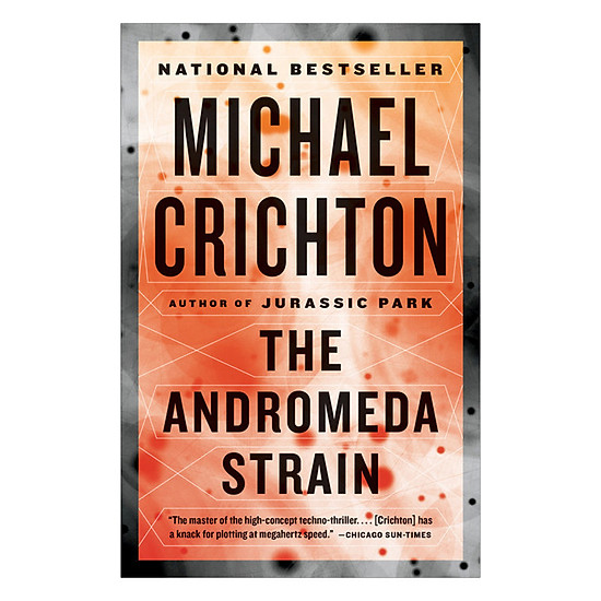 [Download sách] The Andromeda Strain