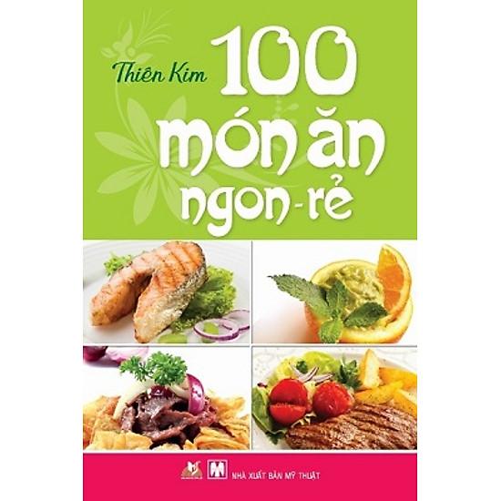 100 Món Ăn Ngon Rẻ