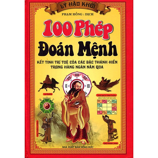 100 Phép Đoán Mệnh