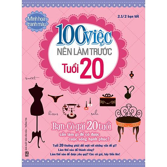100 Việc Nên Làm Trước Tuổi 20