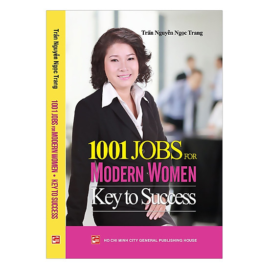 [Download sách] 1001 Jobs For Modern Women - Key To Success