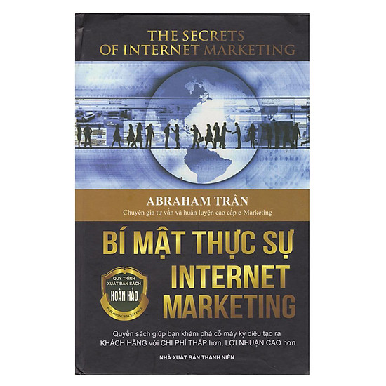 [Download sách] Bí Mật Thực Sự Internet Marketing