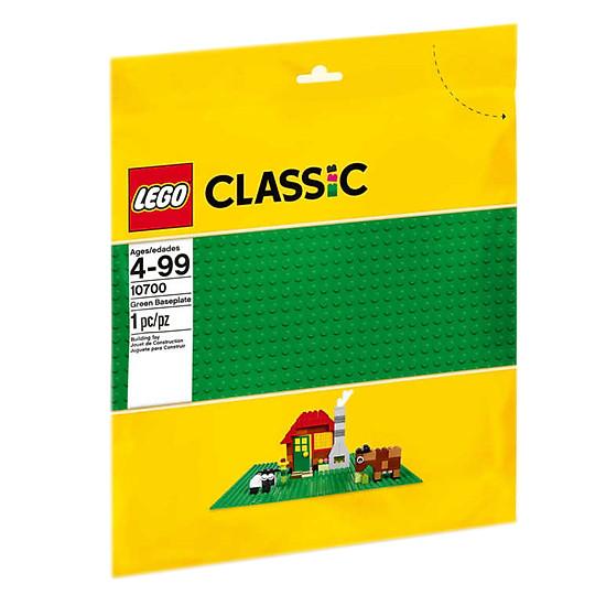 Đế Lót LEGO Classic 10700 - Xanh Lá