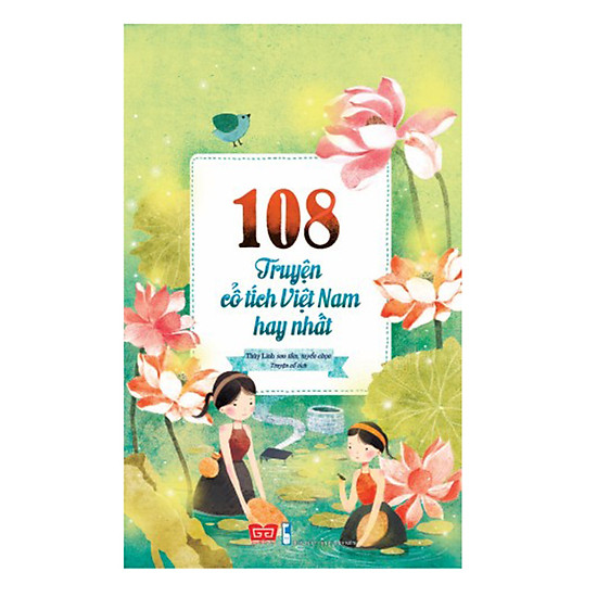 [Download Sách] 108 Truyện Cổ Tích Việt Nam Hay Nhất (Tái Bản) - Đinh Tị
