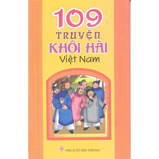[Download Sách] 109 Truyện Khôi Hài (Tái Bản)