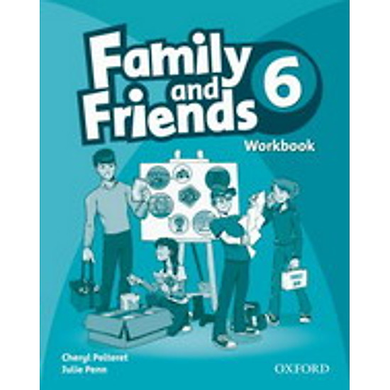 [Download Sách] Family and Friends Reader 6: Workbook