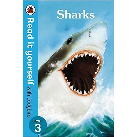 [Download sách] Read It Yourself with Ladybird Sharks