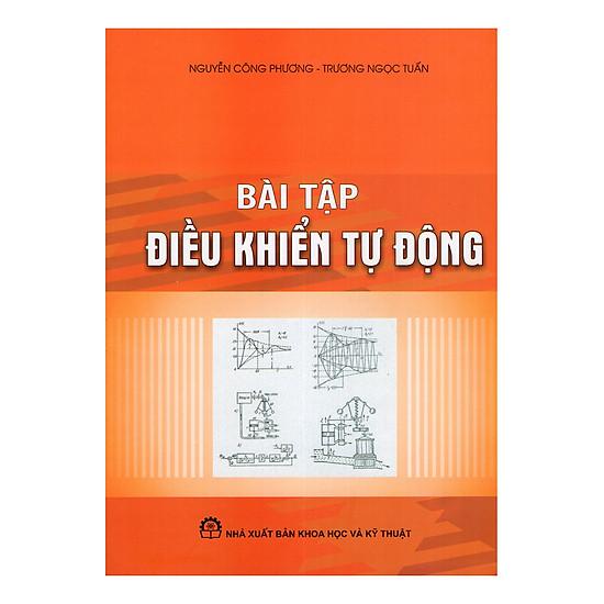 [Download Sách] Bài Tập Điều Khiển Tự Động