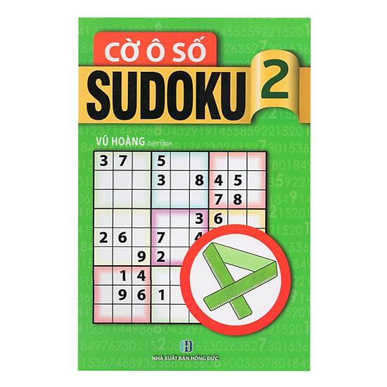 Cờ Ô Số Sudoku (Tập 2)